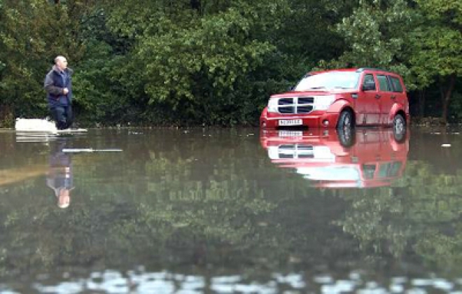 UK Weather: worst September storms in 30 years