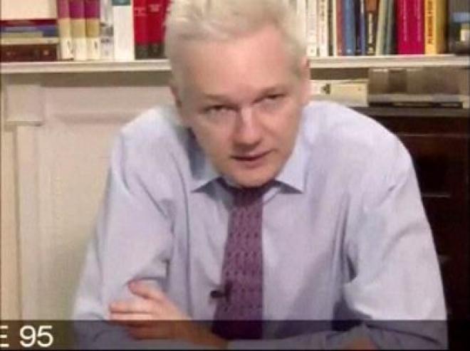 Wikileaks' Assange bemoans US 'persecution'