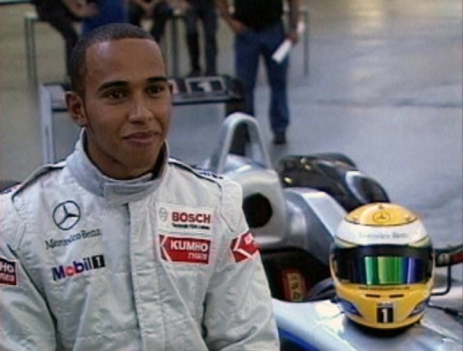 F1 ace Hamilton excited about Mercedes move
