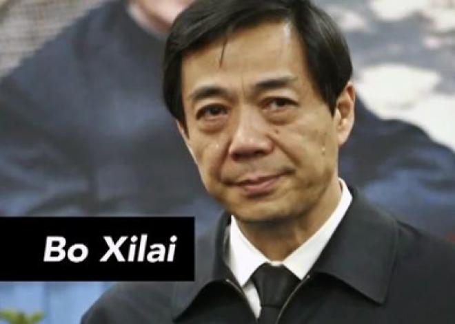 China's Bo Xilai accused of corruption