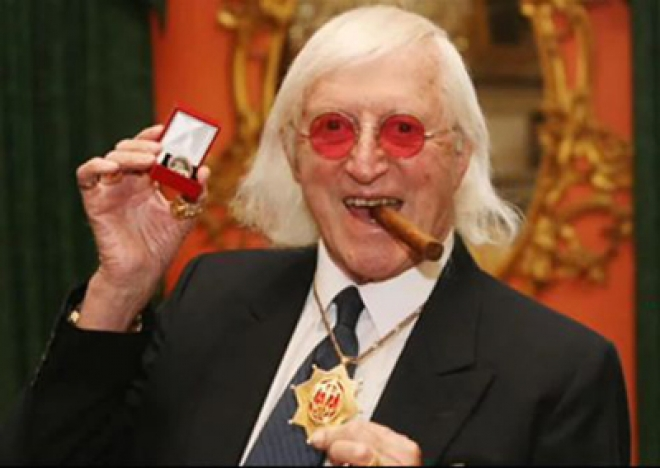 Sir Jimmy Savile accused of child sexual abuse in documentary