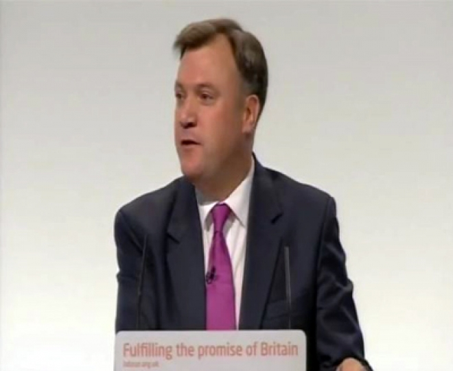Labour Conference: Ed Balls 'urgent' need for growth