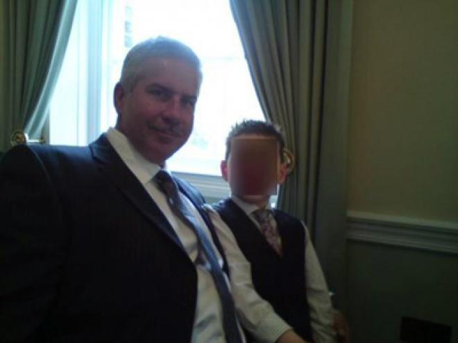 Michael Pedersen killed his two children