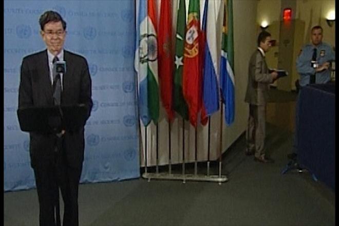 UN condemns Syrian mortar attack on Turkey