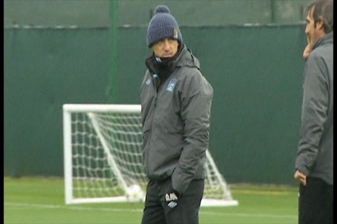 Manchester City looking to kick-start stuttering title defence