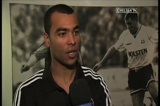 FA charges Ashley Cole with misconduct