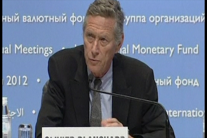 IMF cuts UK 2013 growth forecast