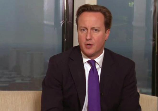 Cameron Backs Referendum 'Consent' for EU Relationship