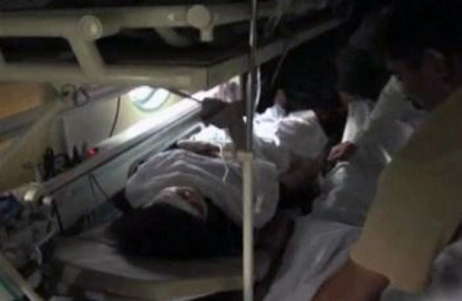 Teenage girl shot by Taliban in a 'critical condition'