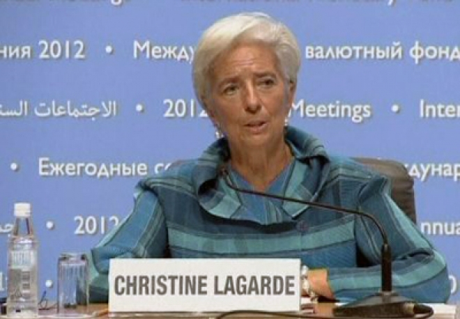 IMF Urges Swift Action to Stop Spread of Economic Crisis