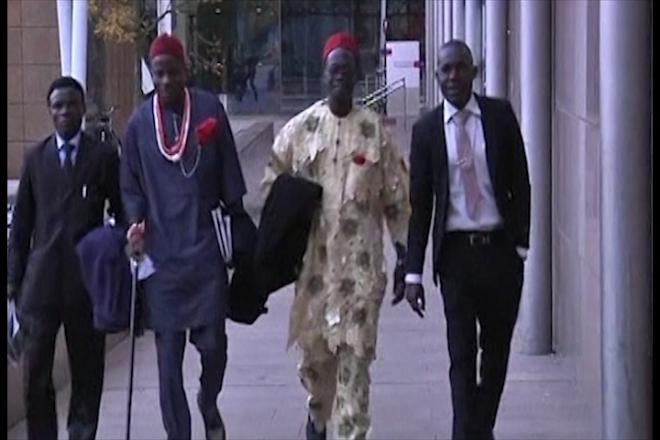 Nigerian farmers sue Shell in Pollution case