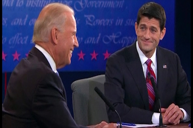 Running mates clash in US Vice-Presidential debate