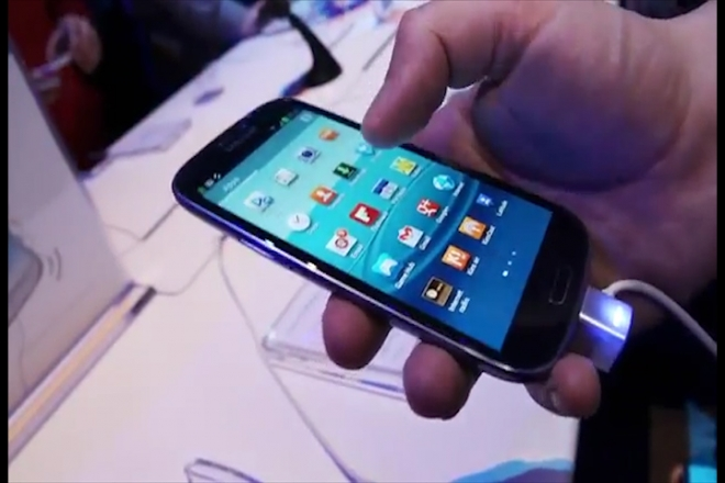 Samsung Galaxy S3 Mini announced