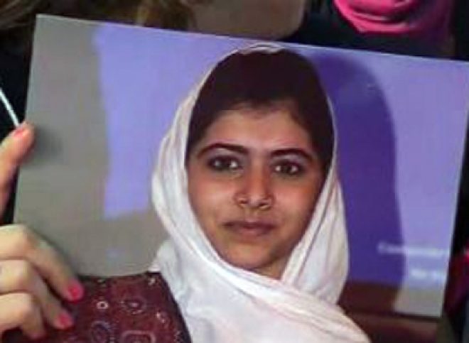 Critical Taliban shooting victim travels to UK for treatment