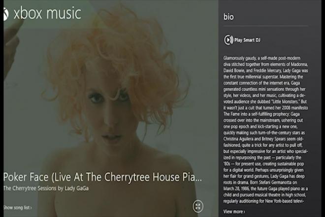 Microsoft Announces Xbox Music Streaming Service
