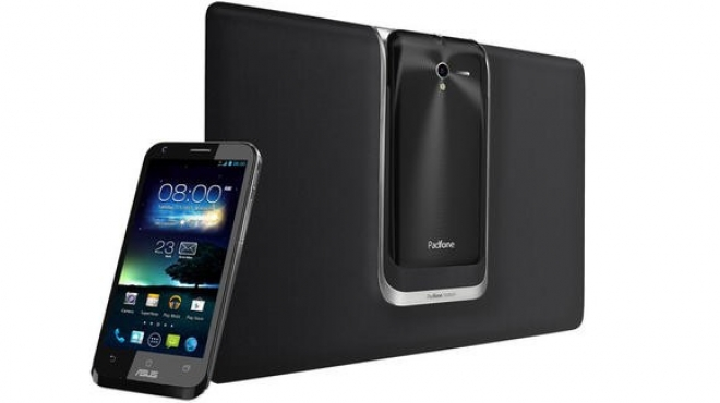 Asus Padfone 2 announced