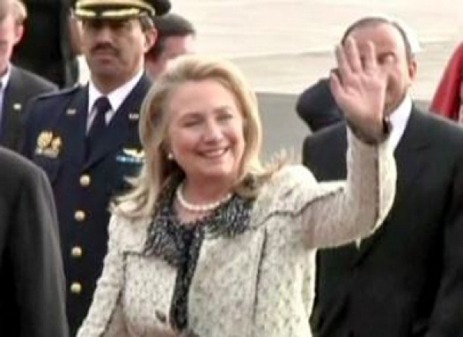 Hilary Clinton takes responsibility for US consulate attack