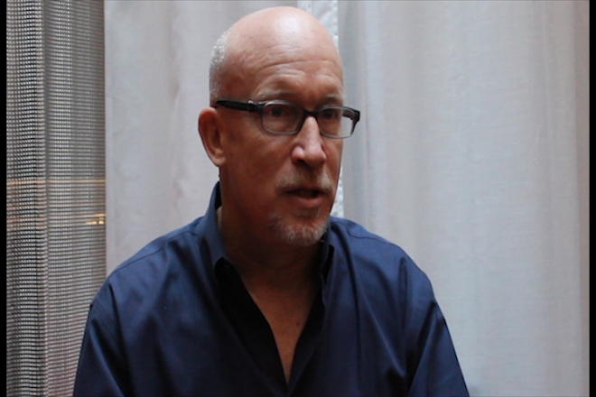 Interview with documentary filmmaker Alex Gibney