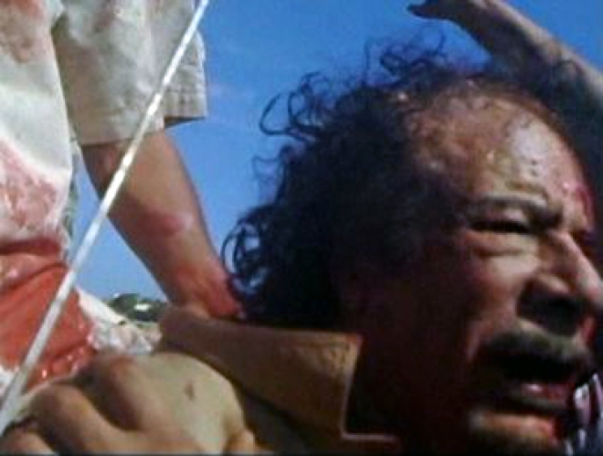 Human rights watch: Enquiry into Gaddafi's death