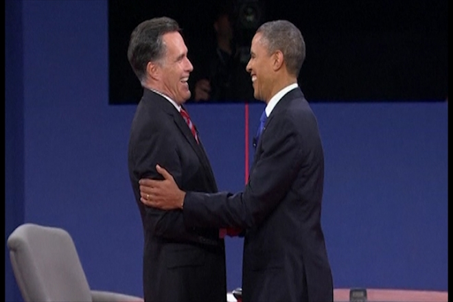 Polls say US President 'wins' last debate
