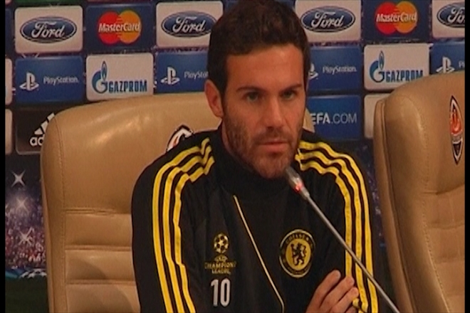 Mata says Chelsea will prevail against Shakhtar