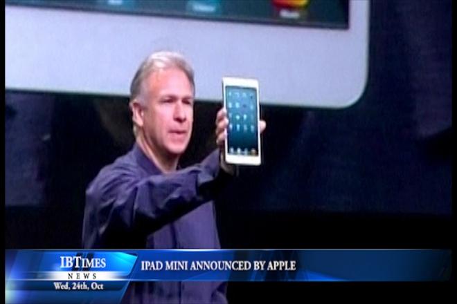 iPad Mini announced by Apple