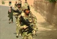 Two British soldiers killed in Afghanistan