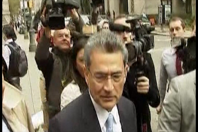 Ex-Goldman director Rajat Gupta