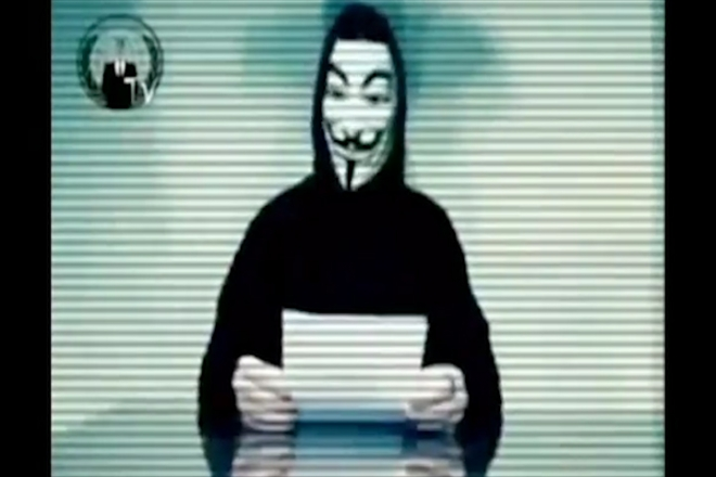 Anonymous threatens social game makers Zynga
