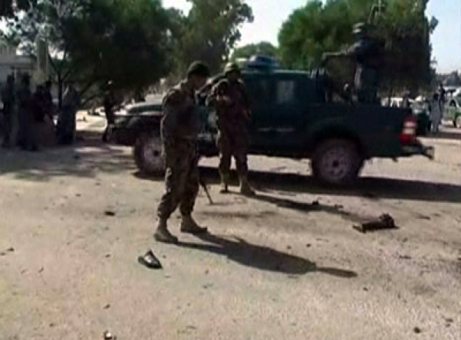 Two British troops killed by Afghan insider attack