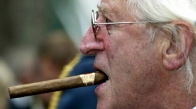Jimmy Savile: 'licked young women's arms' on Palace visits