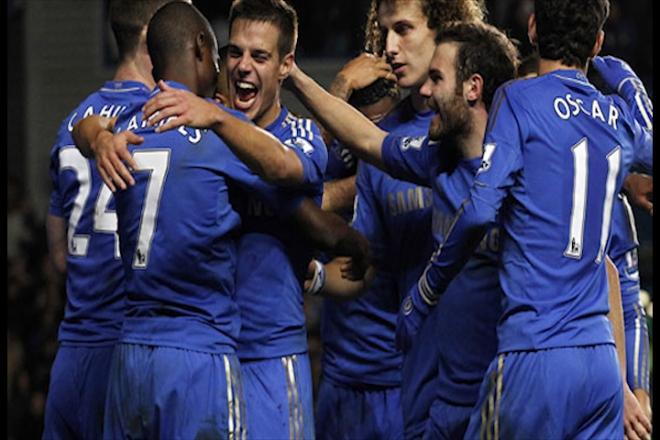 League Cup: Chelsea prevail against Man Utd