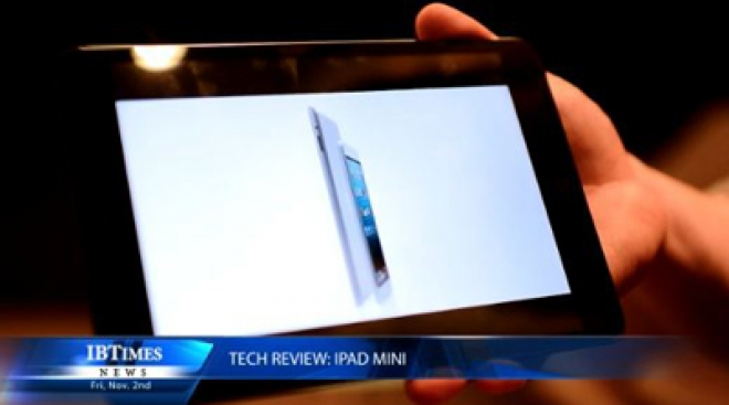 Tech Review: iPad Mini