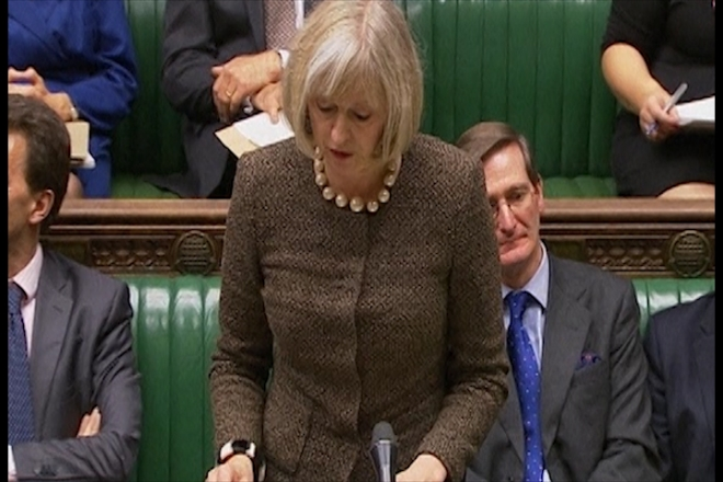 Theresa May announces care home abuse inquiry