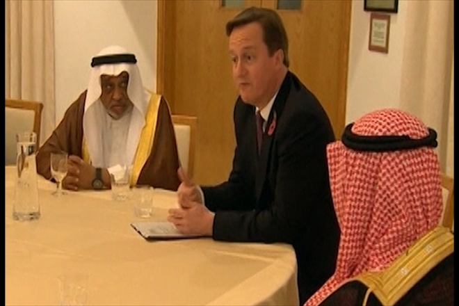British officials to meet Syrian rebels in Middle East