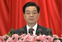 Hu Jintao pens China Communist Party Congress