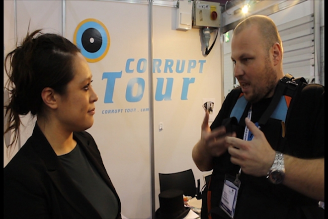 Interview with Pavel Kotyza, founder of Corrupt Tour