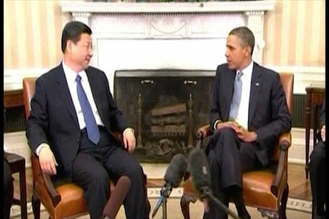Spotlight on China: Relations with US and Japan