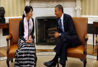 Barack Obama : First US President to Visit Myanmar