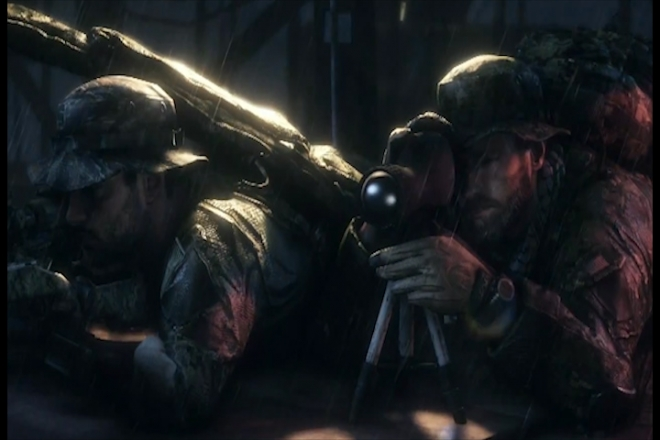 Navy Seals punished for role in Medal of Honour game