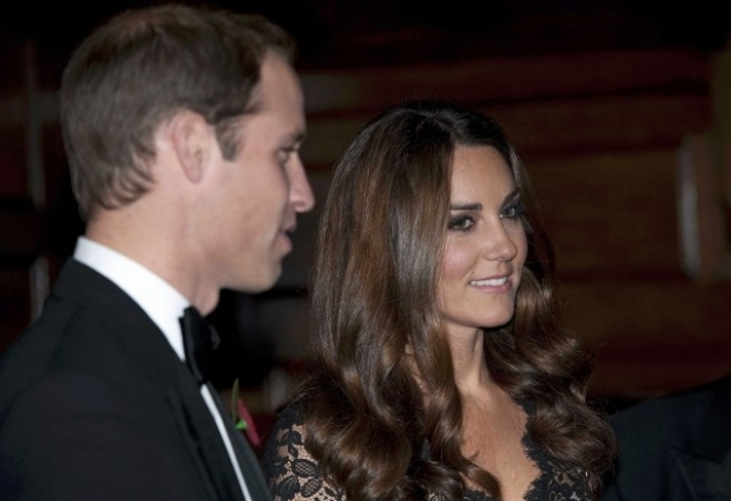 William and Kate praise university where they met
