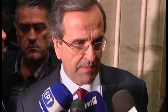 Greek Parliament passes tough austerity budget
