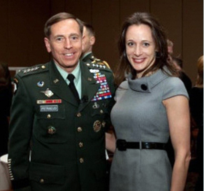 Petraeus scandal: Paula Broadwell home searched by FBI