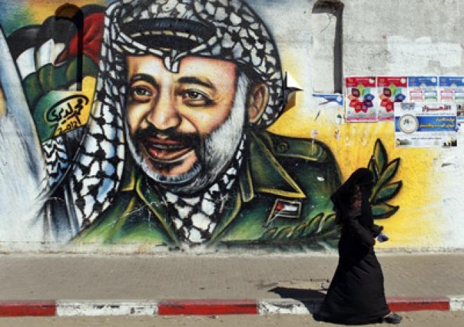 Preparations under way to exhume Arafat's body