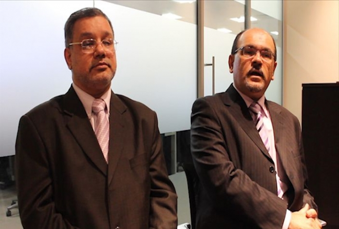 Interview with Bahraini brothers Jalal and Jawad Fairooz