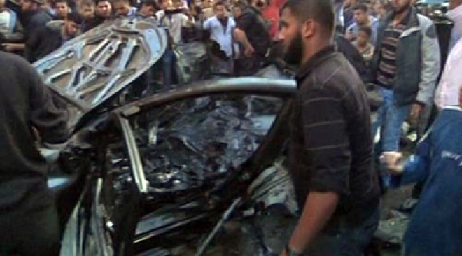 Hamas military chief  killed in Israeli airstrike