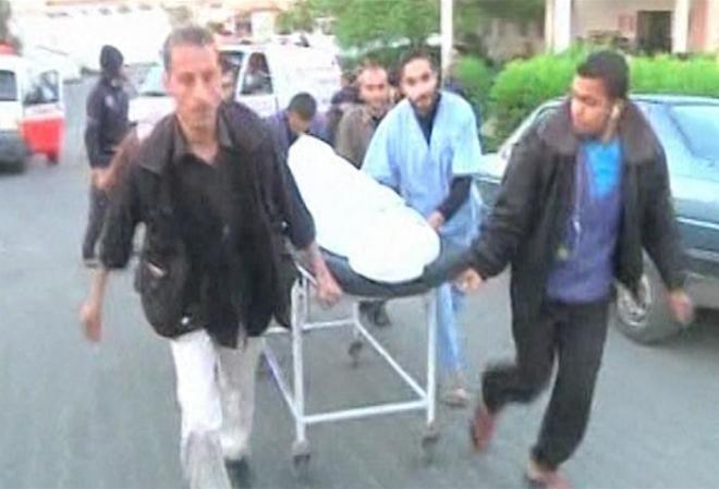 Gaza rocket kills three Israelis