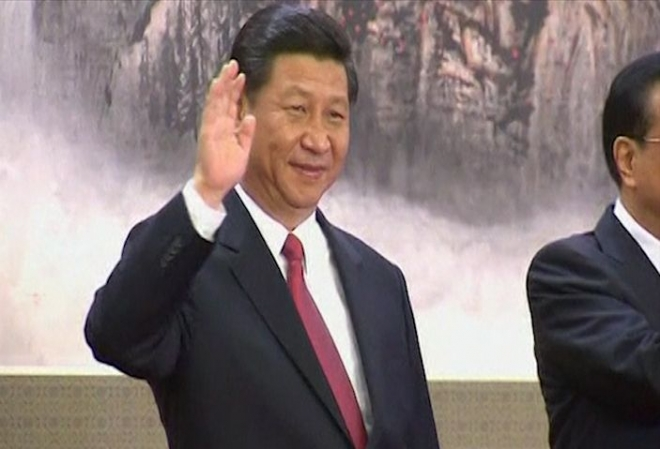 China confirms Xi Jinping as new leader