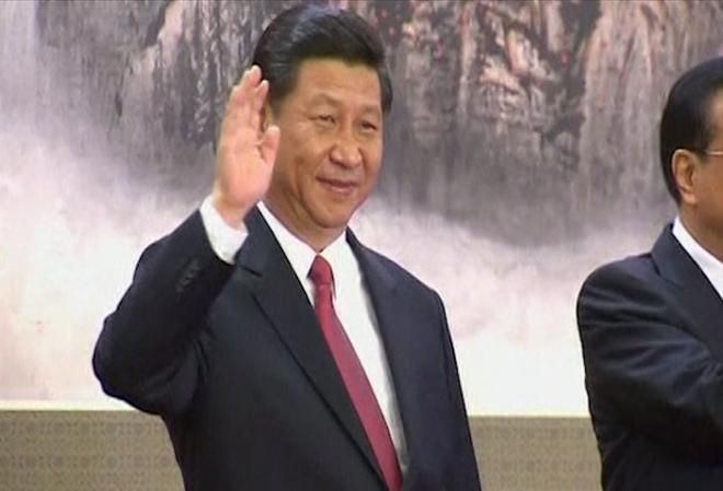 China confirms Xi Jinping as new leader