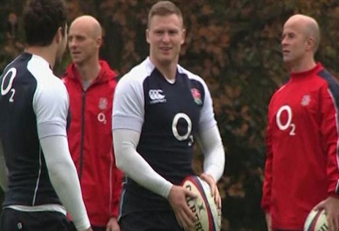 Chris Ashton returns for England against Australia